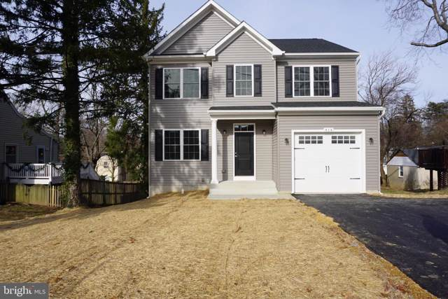 414 Hillen Road, TOWSON, MD 21286 (#MDBC481218) :: ExecuHome Realty
