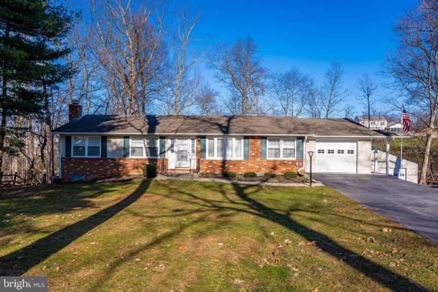 4408 Molesworth Terrace, MOUNT AIRY, MD 21771 (#MDFR257896) :: Viva the Life Properties