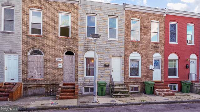 1331 Sargeant Street, BALTIMORE, MD 21223 (#MDBA495260) :: The Miller Team