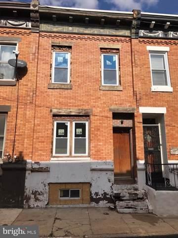 2813 W Harold Street, PHILADELPHIA, PA 19132 (#PAPH859332) :: REMAX Horizons