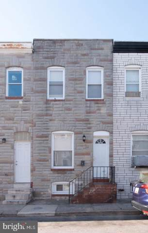 1210 Glyndon Avenue, BALTIMORE, MD 21223 (#MDBA495278) :: The Maryland Group of Long & Foster