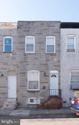 1210 Glyndon Avenue, BALTIMORE, MD 21223 (#MDBA495278) :: Seleme Homes