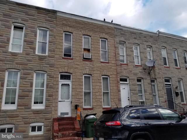 2022 Wilhelm Street, BALTIMORE, MD 21223 (#MDBA495282) :: The Maryland Group of Long & Foster