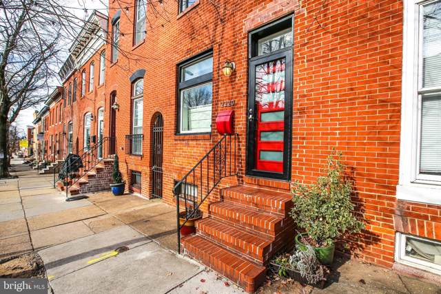 2220 Gough Street, BALTIMORE, MD 21231 (#MDBA495286) :: The Miller Team