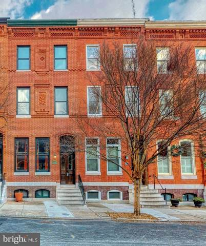 2031 Madison Avenue, BALTIMORE, MD 21217 (#MDBA495314) :: Homes to Heart Group