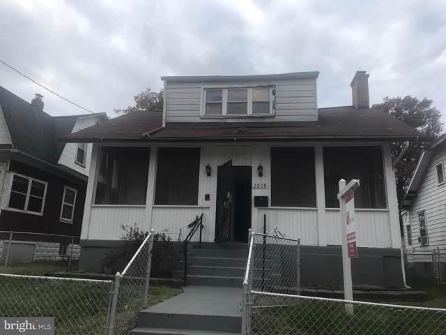 2608 17TH Street NE, WASHINGTON, DC 20018 (#DCDC453424) :: Viva the Life Properties