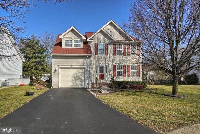 103 Timber Grove Court, FREDERICK, MD 21702 (#MDFR257926) :: The Bob & Ronna Group