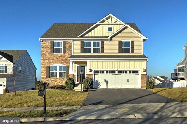 638 W Ore Street, SEVEN VALLEYS, PA 17360 (#PAYK130640) :: The Joy Daniels Real Estate Group