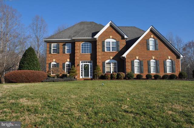 11903 Powder Mill Court, SPOTSYLVANIA, VA 22553 (#VASP218442) :: Green Tree Realty