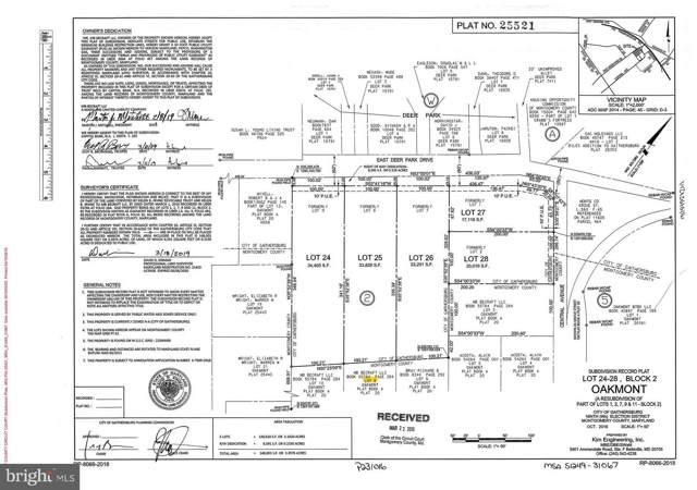221 Central Avenue, GAITHERSBURG, MD 20877 (#MDMC690612) :: Talbot Greenya Group