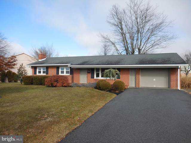 127 West Walter, GREENCASTLE, PA 17225 (#PAFL170316) :: Younger Realty Group