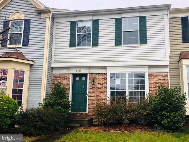 2581 Miranda Court, WOODBRIDGE, VA 22191 (#VAPW484678) :: Homes to Heart Group