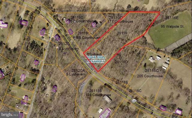Courthouse Road, STAFFORD, VA 22554 (#VAST217460) :: The Redux Group