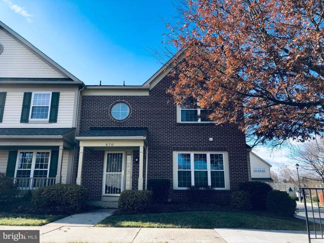 870 Waterford Drive, FREDERICK, MD 21702 (#MDFR257946) :: Corner House Realty