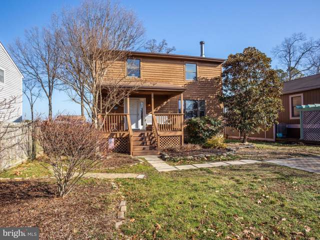5505 Ilchester Street, CHURCHTON, MD 20733 (#MDAA421488) :: Bob Lucido Team of Keller Williams Integrity