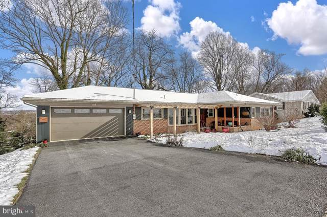 213 Hillside Drive, NEW CUMBERLAND, PA 17070 (#PACB120314) :: Teampete Realty Services, Inc