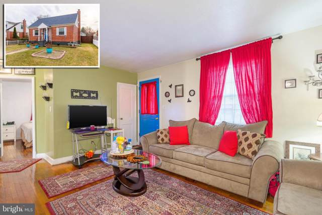 3505 Glenarm Avenue, BALTIMORE, MD 21206 (#MDBA495436) :: The Licata Group/Keller Williams Realty
