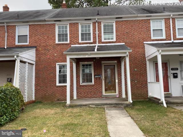1285 Cedarcroft Road, BALTIMORE, MD 21239 (#MDBA495440) :: Homes to Heart Group