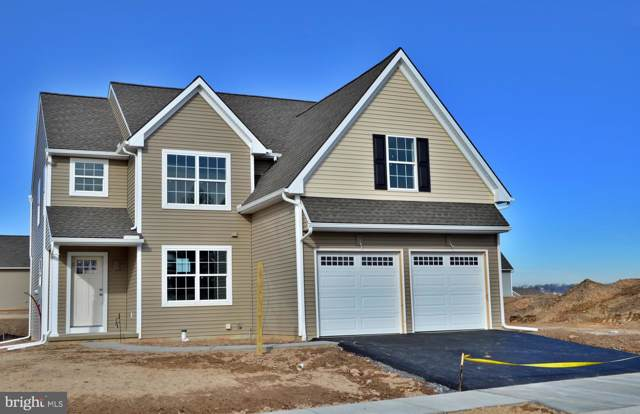 850 Westbrooke Drive #151, ELIZABETHTOWN, PA 17022 (#PALA156734) :: Iron Valley Real Estate