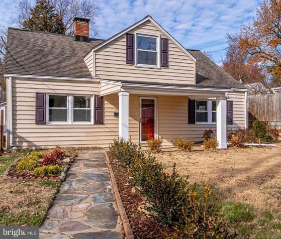 132 N Donelson Street, ALEXANDRIA, VA 22304 (#VAAX242312) :: Viva the Life Properties