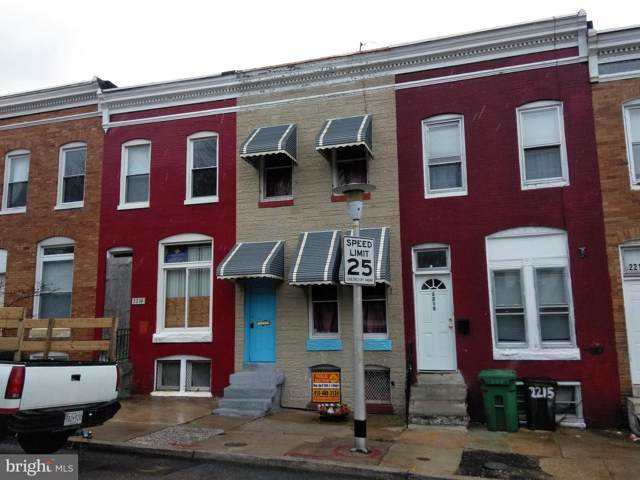 2217 Orem Avenue, BALTIMORE, MD 21217 (#MDBA495452) :: Corner House Realty