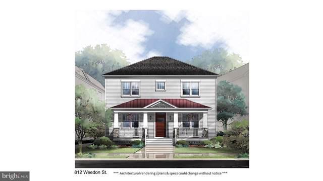 812 Weedon Street, FREDERICKSBURG, VA 22401 (#VAFB116304) :: AJ Team Realty