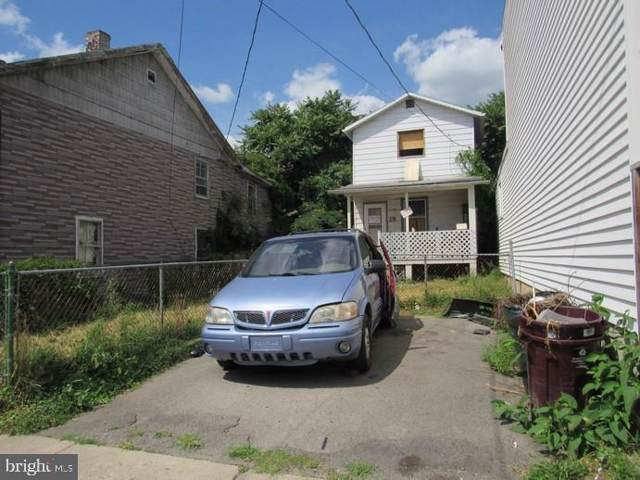 18 W First Street, CUMBERLAND, MD 21502 (#MDAL133418) :: The Bob & Ronna Group