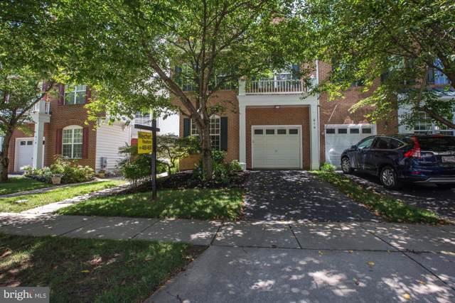 614 Highland Ridge Avenue, GAITHERSBURG, MD 20878 (#MDMC690736) :: Seleme Homes