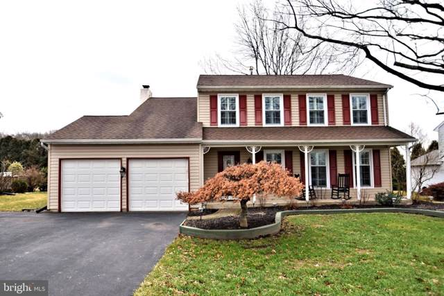 205 Durham Way, LANSDALE, PA 19446 (#PAMC634402) :: ExecuHome Realty
