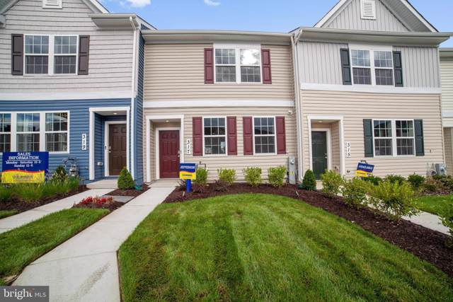 317 Turquoise Circle, EDGEWOOD, MD 21040 (#MDHR242094) :: Pearson Smith Realty
