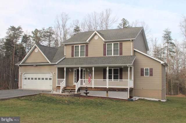 11371 Spring Hollow Lane, RIXEYVILLE, VA 22737 (#VACU140326) :: RE/MAX Cornerstone Realty