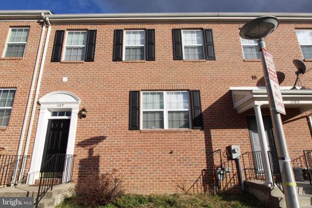 1107 N Stockton Street, BALTIMORE, MD 21217 (#MDBA495534) :: The Maryland Group of Long & Foster