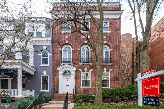 1810 Wyoming Avenue NW #1810, WASHINGTON, DC 20009 (#DCDC453654) :: Jim Bass Group of Real Estate Teams, LLC