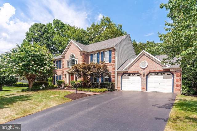 210 Blackhaw Court, MILLERSVILLE, MD 21108 (#MDAA421636) :: Viva the Life Properties