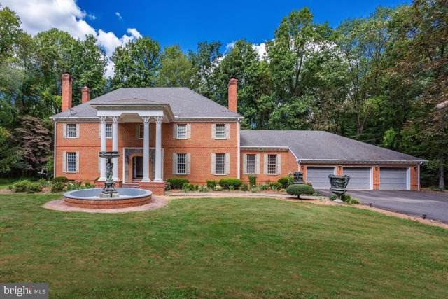 10924 Crossview Drive, GREAT FALLS, VA 22066 (#VAFX1104458) :: Viva the Life Properties