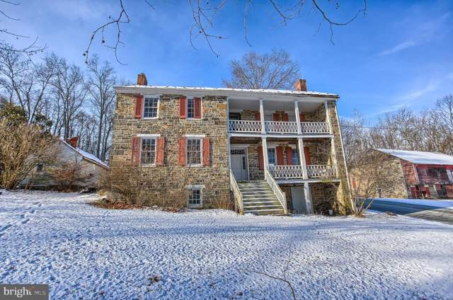 2420 Pumping Station Road, FAIRFIELD, PA 17320 (#PAAD109924) :: The Joy Daniels Real Estate Group