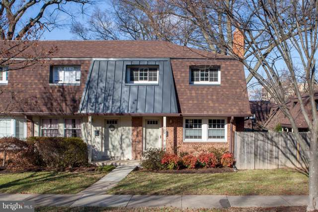 102 W Annandale Road #317, FALLS CHURCH, VA 22046 (#VAFA110872) :: ExecuHome Realty