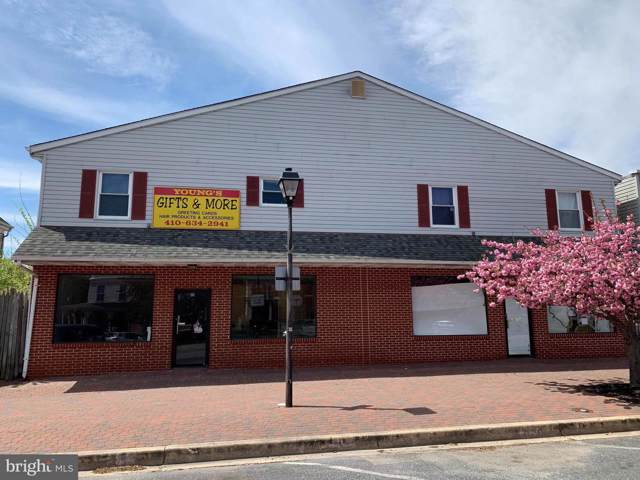 13 Central Avenue, RIDGELY, MD 21660 (#MDCM123478) :: The Vashist Group