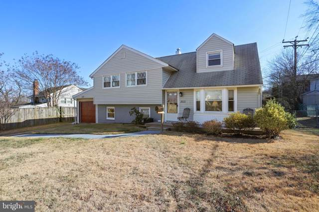 203 Hampton Road, LINTHICUM, MD 21090 (#MDAA421714) :: The Maryland Group of Long & Foster