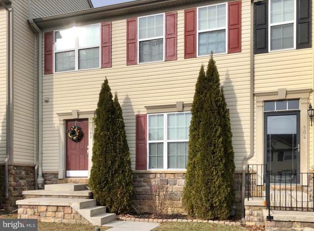 508 Lothian Way #194, ABINGDON, MD 21009 (#MDHR242146) :: The Bob & Ronna Group