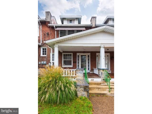 222 Buchanan Street, PHOENIXVILLE, PA 19460 (#PACT496056) :: Shamrock Realty Group, Inc