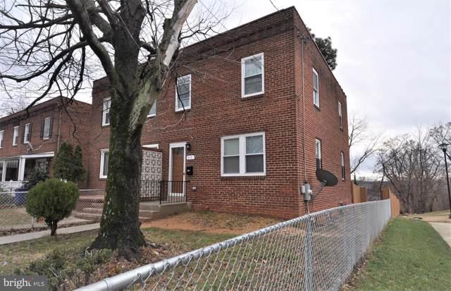 819 Yuma Street SE, WASHINGTON, DC 20032 (#DCDC453756) :: The Miller Team