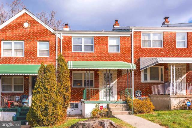 1045 Cooks Lane, BALTIMORE, MD 21229 (#MDBA495636) :: The Vashist Group