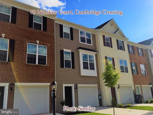 48 Winslow Court #124, GETTYSBURG, PA 17325 (#PAAD109936) :: ExecuHome Realty