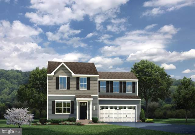 1 Switchgrass Court, BUNKER HILL, WV 25413 (#WVBE173826) :: CR of Maryland