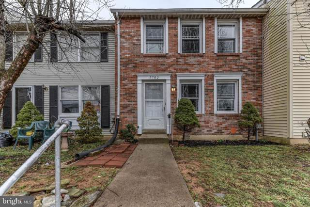 1702 Carriage Court, FREDERICK, MD 21702 (#MDFR258082) :: Corner House Realty