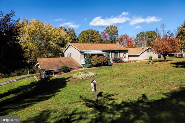 13162 Whitetail Drive, HESSTON, PA 16647 (#PAHU101408) :: The Team Sordelet Realty Group