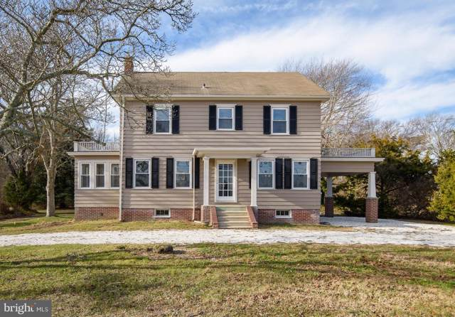 1181 S Route 9 S, CAPE MAY COURT HOUSE, NJ 08210 (MLS #NJCM103786) :: The Dekanski Home Selling Team