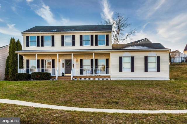 5801 Broad Branch Way, FREDERICK, MD 21704 (#MDFR258088) :: Coleman & Associates