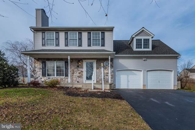 230 Torrey Pines Drive, MOUNT WOLF, PA 17347 (#PAYK130810) :: ExecuHome Realty